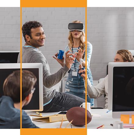 Neojobs vous aide à faire grandir vos collaborateurs avec un expérience collaborateur sur-mesure
