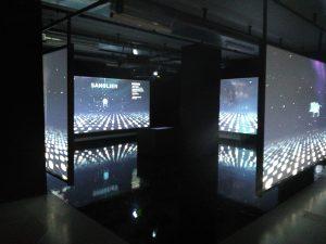 #expoAC des espaces immersifs