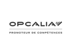 logo opcalia solution marque employeur pme