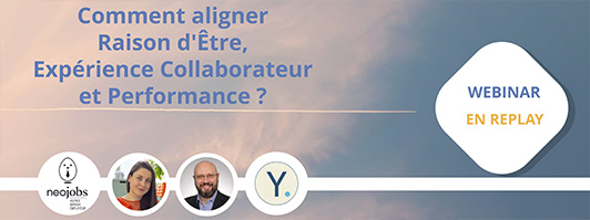 webinar marque employeur Comment aligner raison d'être, expérience collaborateur et performance